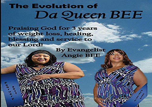 Evolution Of Da Queen Bee: Praising God for 3 years of weight loss, healing, blessing and service to our Lord!