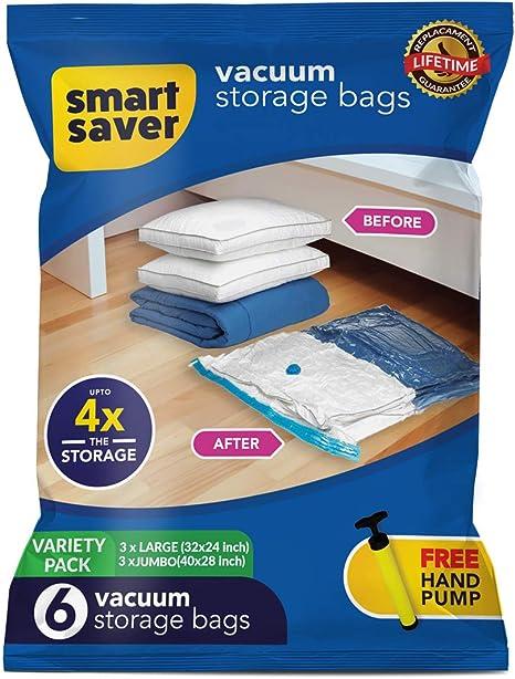 Smart Saver Vacuum Storage Bags