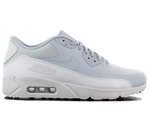sports shoes 2b72a 0afd3 Nike Air Max 90 Ultra 2.0 Essential 875695-017 Footwear Grey Mens Trainers Sneaker  Shoes