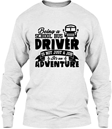 Hoodies School Bus Drivers Wife Tee Shirt Shirt