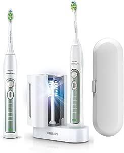Philips Sonicare FlexCare+ HX6972/35 Cepillo dental sónico, blanco cepillo eléctrico para dientes (AC / batería, Ión de litio): Amazon.es: Salud y cuidado personal