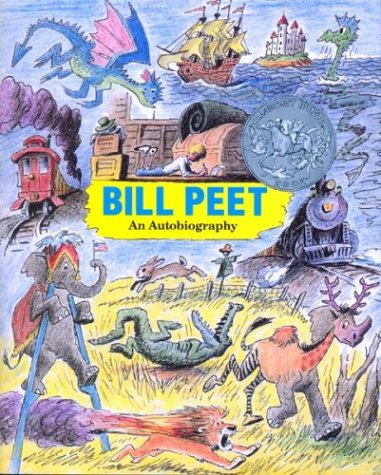 Image of Bill Peet: An Autobiography
