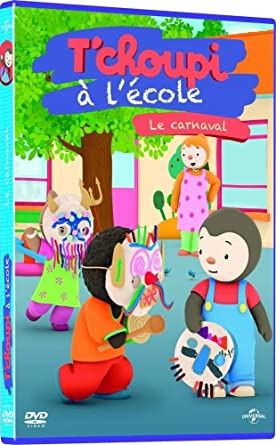 Coloriage Tchoupi Carnaval.T Choupi A L Ecole Le Carnaval Dvd Blu Ray Amazon Fr
