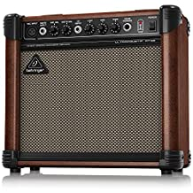 Behringer AT108 15-Watt Acoustic Amplifier with VTC-Technology and Original 8-Inch BUGERA Speaker