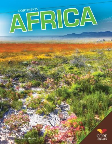 Africa (Continents) by Brand: Core Library