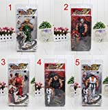 1 Ps 18CM NECA Player Select Street Fighter IV Survival Model Ken Ryu Guile Action Figure Toy