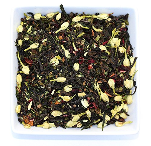 Tea Oolong Aged Tea (Tealyra - Fat Burner - Wellness Weight Loss Tea Blend - Pu Erh Aged with Sencha Green Tea and Wu-Yi Oolong - Diet Refreshing - Natural Ingredients - Healthy - Detox Loose Leaf Tea - 110g (4-ounce))