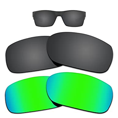 ceedf36d6f Image Unavailable. Image not available for. Color  Kygear Replacement Lenses  Different Colors for Oakley Twoface Sunglass ...