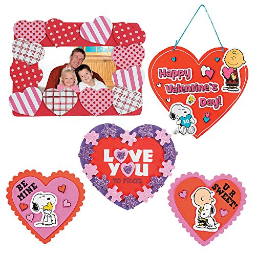 Valentine Day Craft kit | Heart Picture Photo
