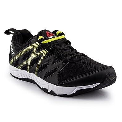 Reebok Men s Black Running Shoes- 7  Buy Online at Low Prices in ... 1ea384d01
