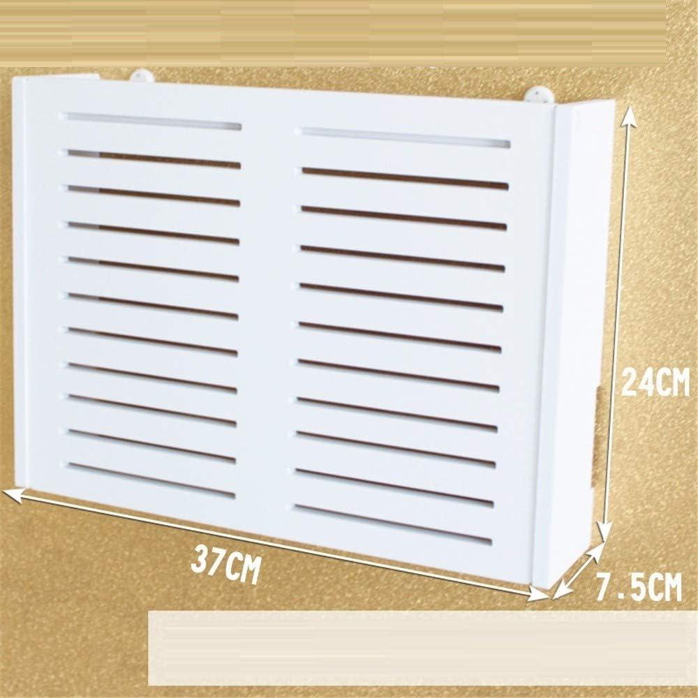 HX home Caja de Almacenamiento WiFi WiFi persianas 52x9.2x25cm, A: Amazon.es: Hogar