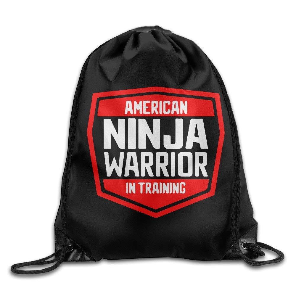 yjym4659 American Ninja Warrior Unisex Gym Bag Mochila con ...