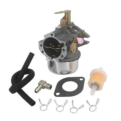 KIPA Carburetor for Kohler 4785322 4785323-S 4705313 K241 K301 10Hp 12Hp  M10 M12 John Deere mower Cast Iron Engine 100 102 104 122 123 124 125 126  127