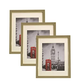 Amazoncom Art Focus 3 Pack 11x14 Collage Picture Frames With