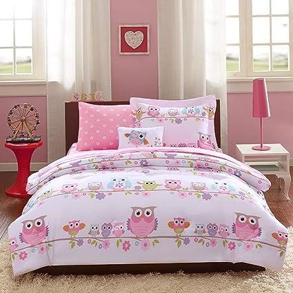 Amazon.com: Hemau Premium New Soft Kids Wise Wendy Queen Comforter ...
