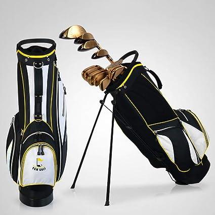 KANGLE PGM Bolsa de Golf para Hombre Mujer Nylon Impermeable ...