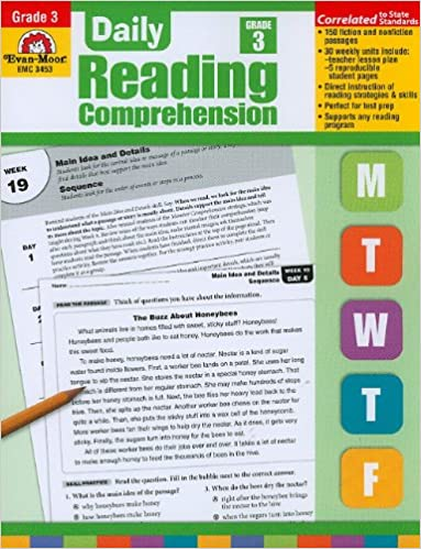 Daily Reading Comprehension, Grade 3 (Daily Reading Comprehension ...