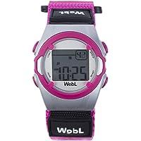 WobL - Pink 8 Alarm Vibration Reminder Watch