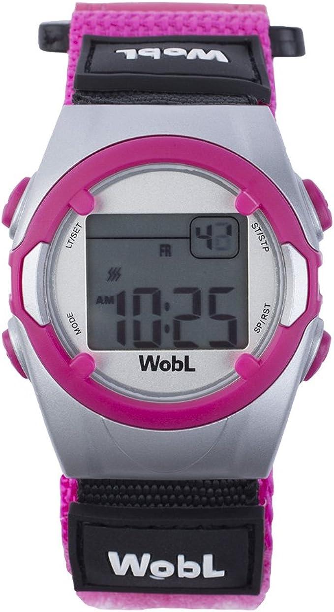 WobL - ROSA 8 Alarm Reloj Recordatorio Vibratorio: Amazon.es: Relojes