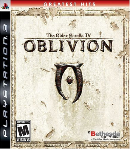 The Elder Scrolls IV: Oblivion - Playstation 3 (Greatest Hits)