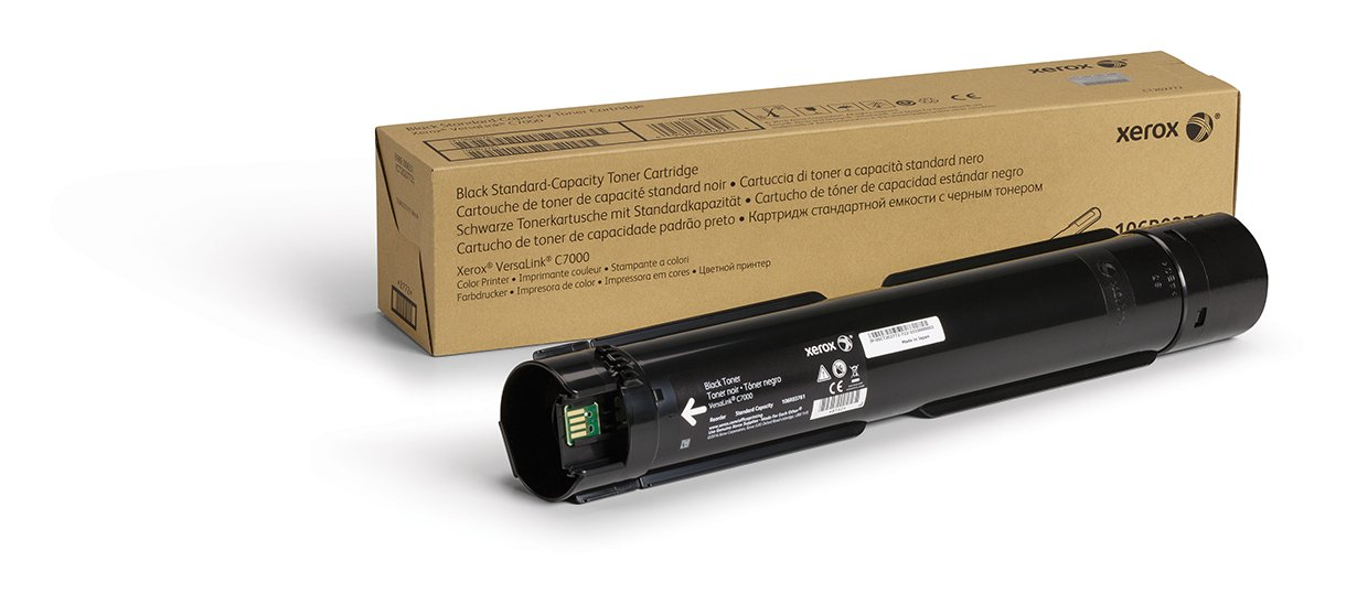 Amazon.com: Genuine Xerox Black Standard Capacity Toner ...