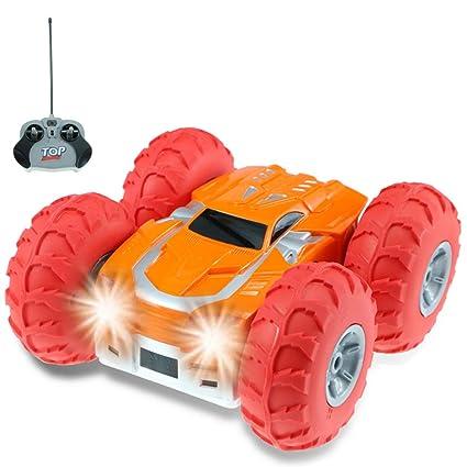 Amazon Com Vgazer Fast Remote Control Car For Kids Cyclone Rc Cars