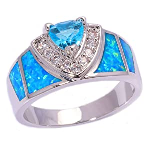 FT-Ring Blue Fire Opal Blue Topaz Jewelry Wedding Ring For Women Engagement Wedding Bridal Rings (12)