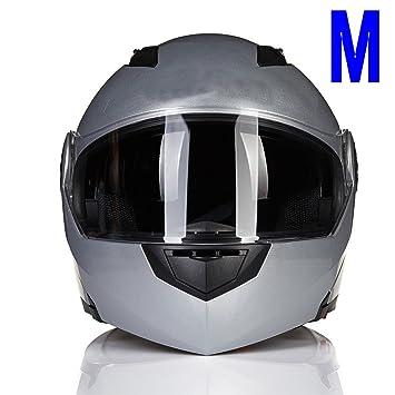 Fresco de plata de doble cara de espejo de la motocicleta E-bici del tirón