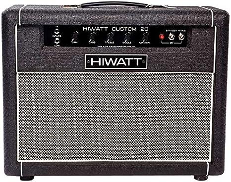 Hiwatt SA2012 combo de clase A Amplificador para guitarra 20 W ...