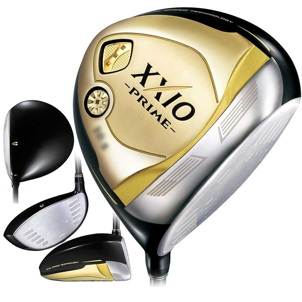 Xxio Men's Prime 9 Driver Xxio Prime Sp 900 Stiff/Regular Right 10.5