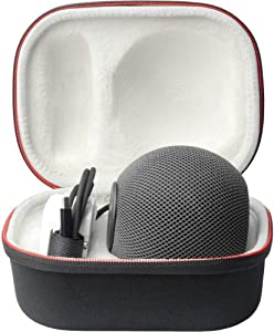 Hard Case for Apple HomePod Mini,Protective Hard Shell Travel Carrying Bag for Apple HomePod Mini