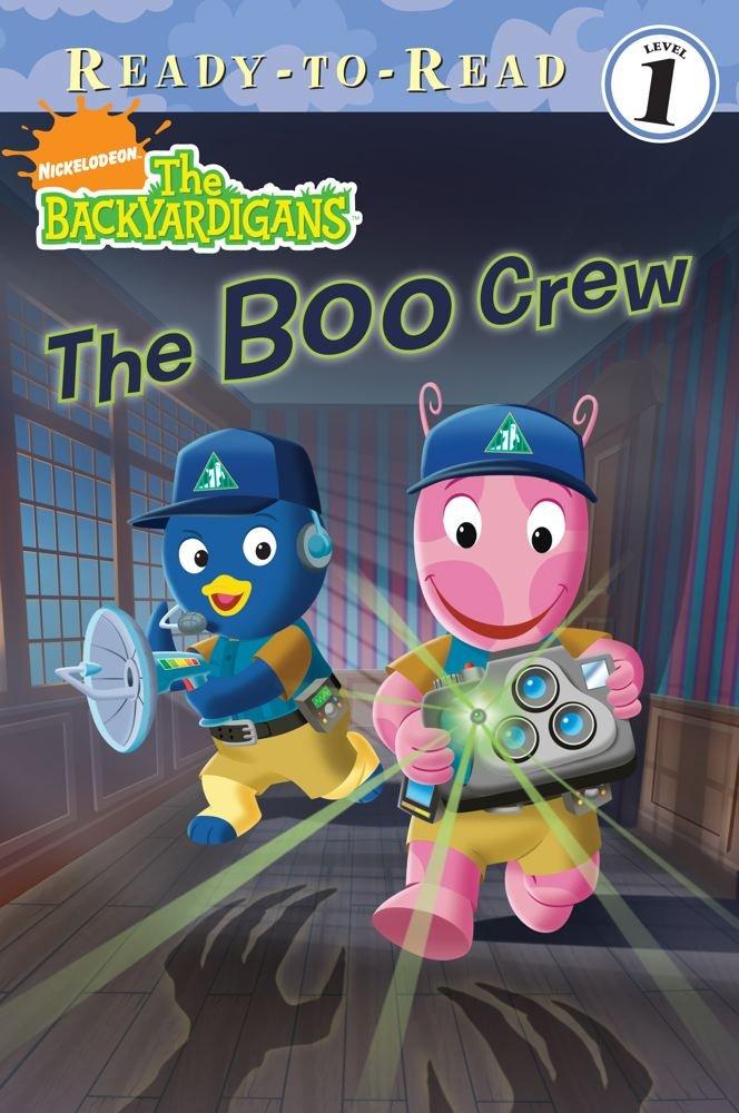 The Boo Crew (The Backyardigans) by Simon Spotlight/Nickelodeon