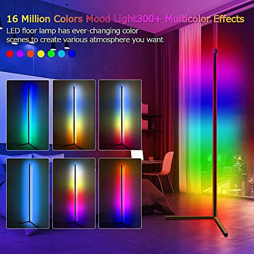 PRTUKYT RGB Corner Lamp