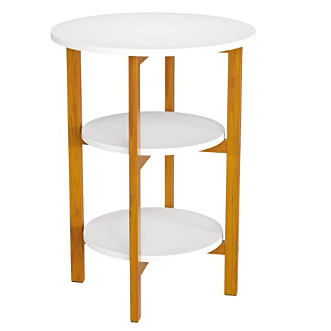 Small Round End Table 5
