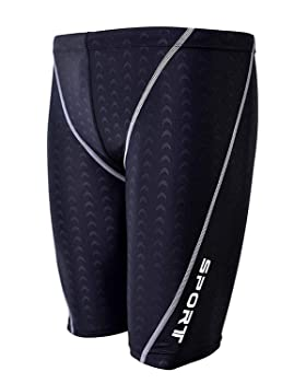 Easea Men's Rapid Splice Quick Dry Swim Jammer