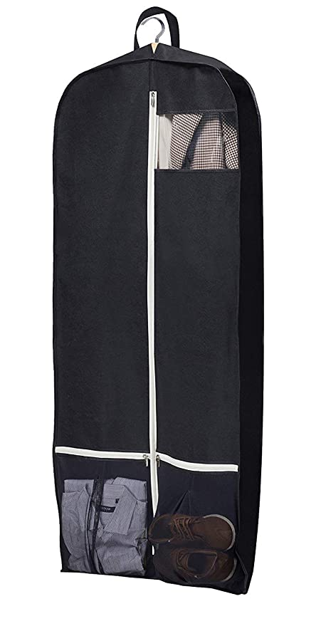 aad0c0c3ee5b SLEEPING LAMB Breathable Gusseted Garment Bag 54