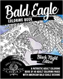 Printable Bald Eagle Coloring Page for Kids – SupplyMe | 275x220
