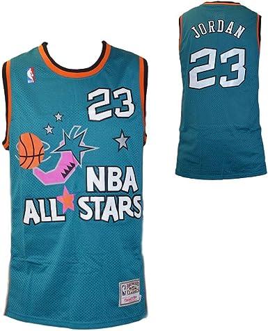 Nba Camiseta Replica Retro Vintage All Star 1996 Michael Jordan Talla M Amazon Es Ropa Y Accesorios