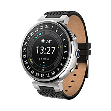 PINCHU I6 Smart Watch Android 5.1 OS MTK6580 Quad Core 1.3 ...
