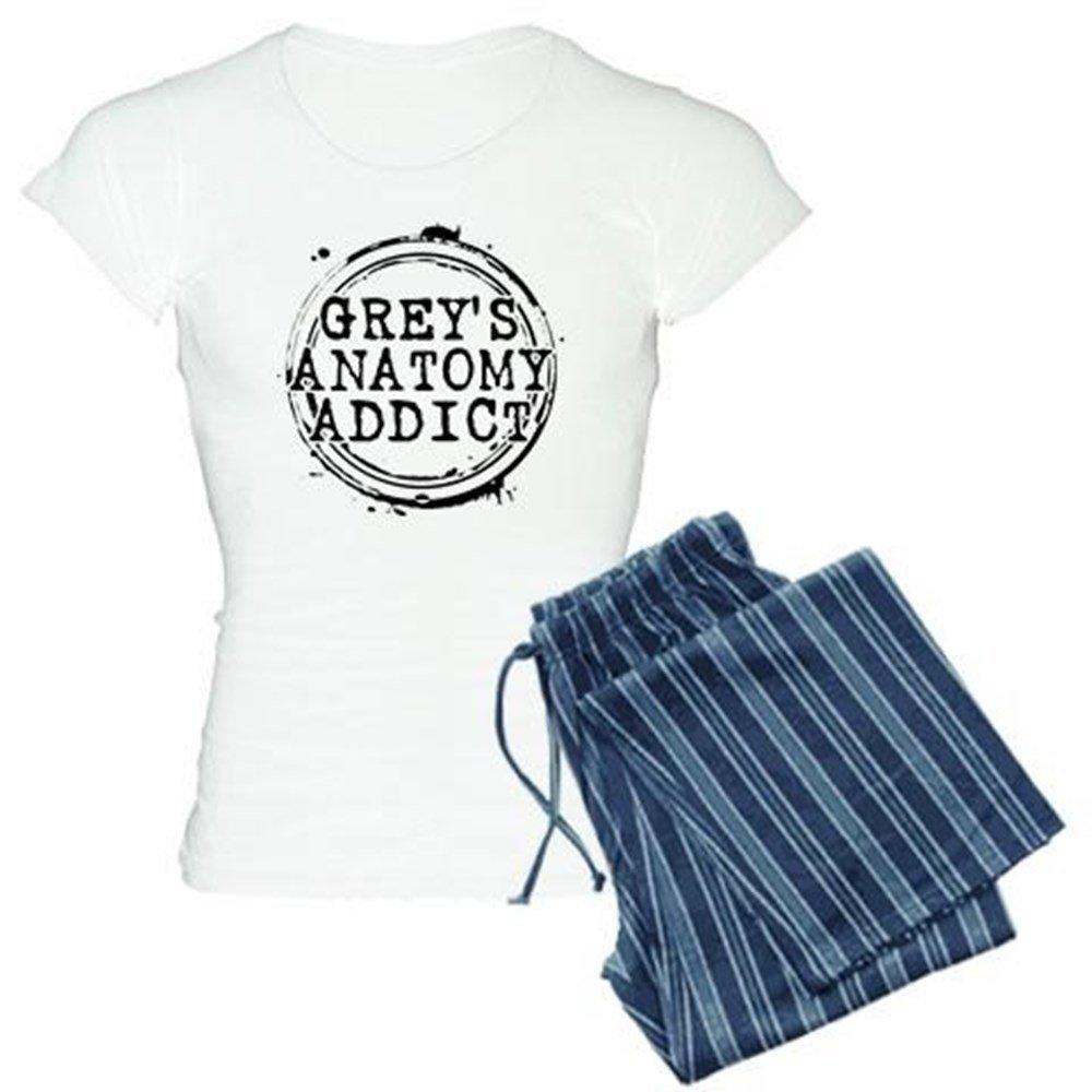CafePress - Grey's Anatomy Addict - Womens Pajama Set