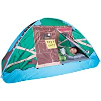 Pacific Play Tents Kids Tree House Bed Tent Playhouse (Twin Size)