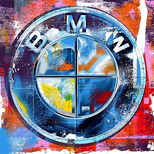 Imagekind Wall Art Print Entitled BMW by Toby Wilkinson   24 x 24 (Bmw Pictures)