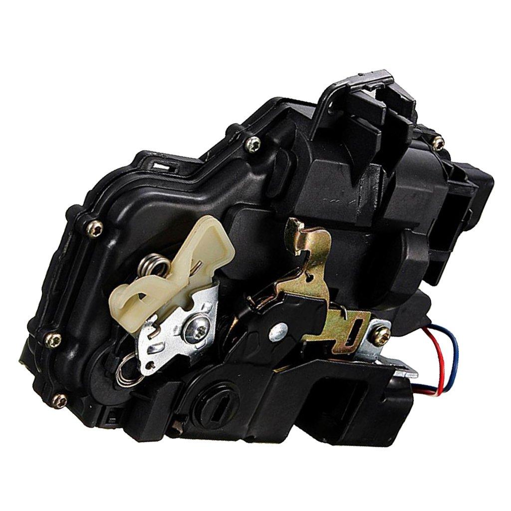 MagiDeal 3B4839015A Car Rear Left Door Lock Motor Actuator for VW PASSAT