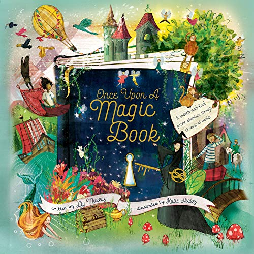 Once Upon a Magic Book -