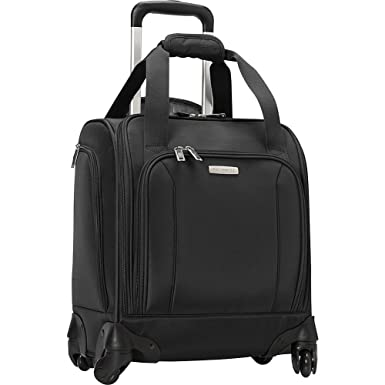 Samsonite Spinner Underseater with USB Port - eBags Exclusive (Black)