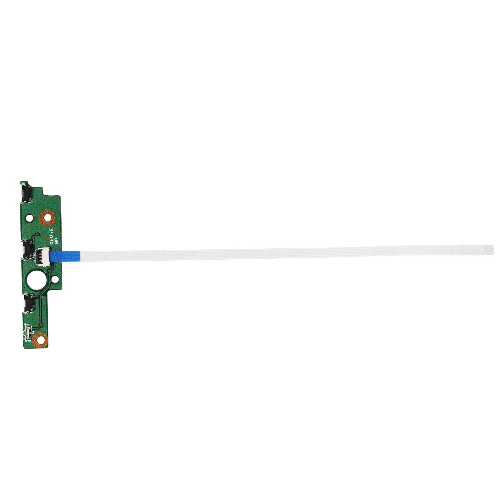 Boton encendido para Toshiba P55W-B5220 P55W-B5224 3PBLSPB00