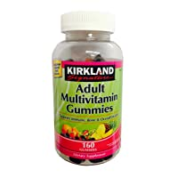Kirkland Signature Adult Multivitamin Gummies, 160 Gummies