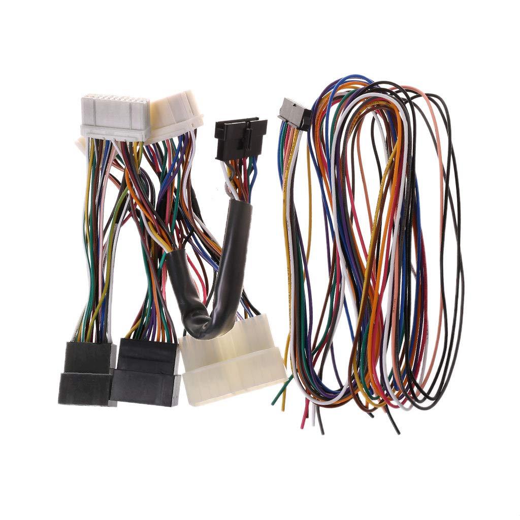 Amazon.com: Bottone ECU Conversion Jumper Harness OBD0 to ... on mr2 wiring harness, miata wiring harness, 300zx wiring harness, 280z wiring harness, 240sx wiring harness, crx wiring harness, s2000 wiring harness, civic wiring harness, 350z wiring harness,