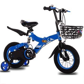 ZCRFY Bicicleta para Niños Bicicletas Infantiles Niñas Estudiante con Alto Contenido De Carbono Masculino Y Femenino