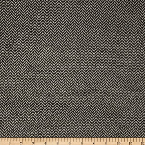 Upholstery Chevron Herringbone Parker Zinc Fabric By The Yard (Chevron Upholstery The Fabric Yard By)